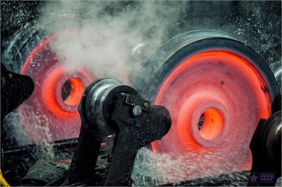 Объемная закалка стали